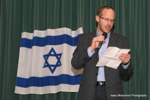 Rabbi Maccabi Yom HaAtzmaut 5773